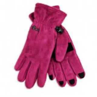 Флисовые перчатки Lush